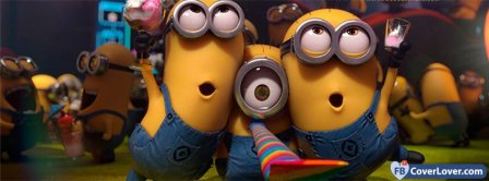 Minions 3  Facebook Covers