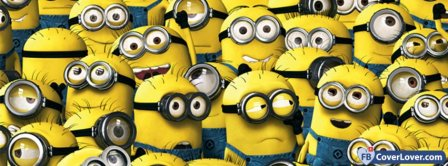 Minions 5  Facebook Covers