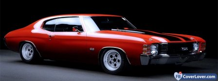 Chevrolet Chevelle Facebook Covers