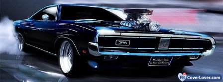 Muscle Car  Facebook Covers