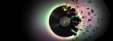 Awesome Vinyl Craking Facebook Covers