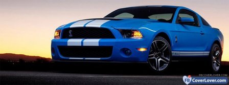 Mustang Cobra Saleen 2012  Facebook Covers