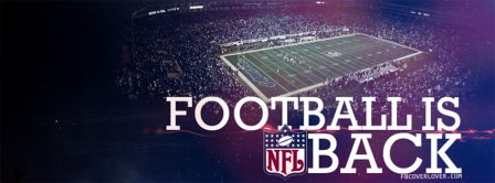 NFL Football Is Back  Facebook Covers