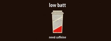 Need Caffeine Facebook Covers