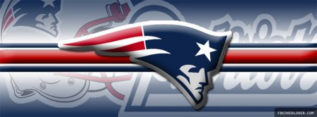 New England Patriots NFL Facebook Covers
