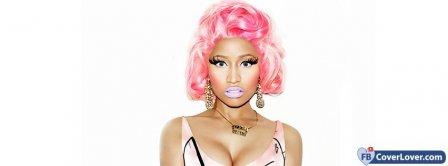 Nicki Minaj Facebook Covers