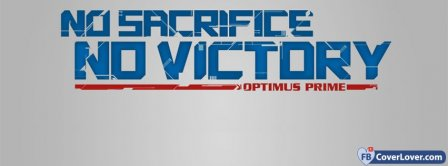 No Sacrafice No Victory Army Facebook Covers