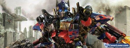 Optimus Prime Transformers 3  Facebook Covers