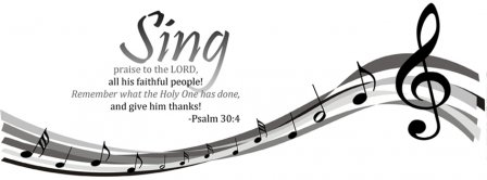 Praise To The Lord Psalm 30 4  Facebook Covers