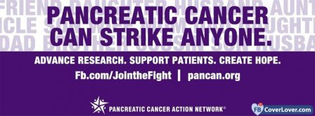 Pancreatic Cancer 1  Facebook Covers