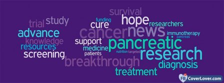 Pancreatic Cancer 3 Facebook Covers