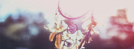 Pastel Dreamcatcher Facebook Covers