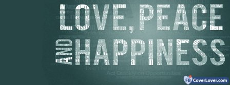 Peace Quotes  Facebook Covers