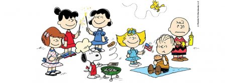 Peanuts Summer Time Facebook Covers