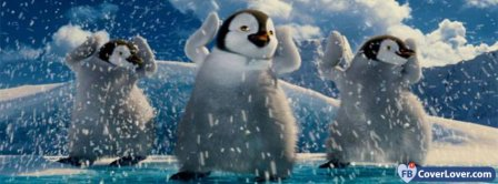Penguin Awareness Day 6 Facebook Covers