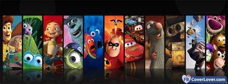 Pixar Compilation  Facebook Covers