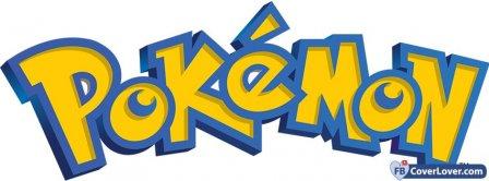 Pokemon Logo  Facebook Covers
