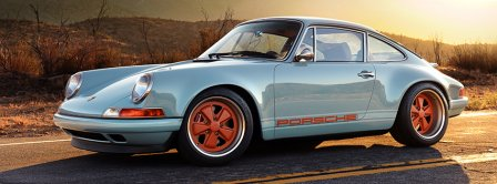Porsche 911 Targa 3 Facebook Covers