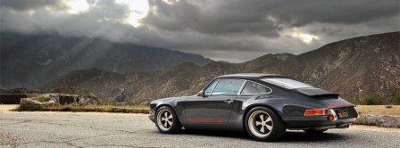Porsche Singer 911 Facebook Covers