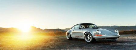 Porsche Singer 911 Sonoma  Facebook Covers