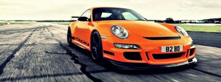 Porsche DT3 RS Facebook Covers