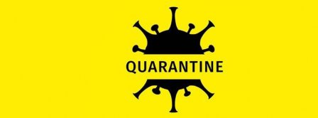 Corona Virus Quarantine Facebook Covers
