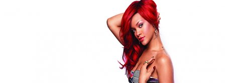 Seductive Rihanna Facebook Covers