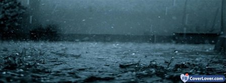 Real Heavy Rain Facebook Covers