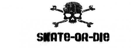 Skate Or Die 3 Facebook Covers