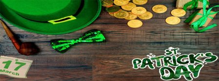 Saint Patricks 17th March Facebook Covers