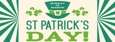 Saint Patricks Day 2019 17th March Facebook Covers