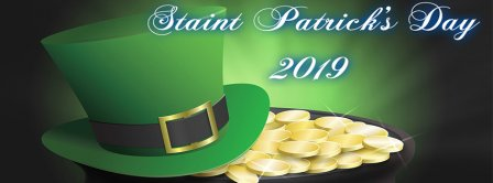 Saint Patricks Day 2019 Facebook Covers