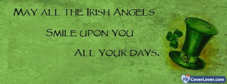Saint Patrick 2 Facebook Covers