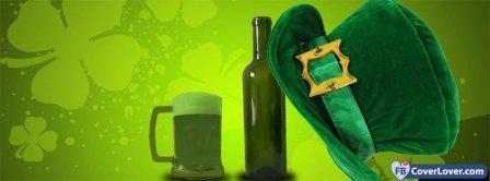 Saint Patrick 3 Facebook Covers