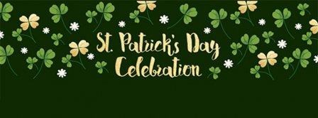 Saint Patricks Day Celebration Facebook Covers