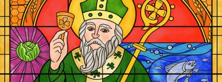 Saint Patricks Day Religious Facebook Covers