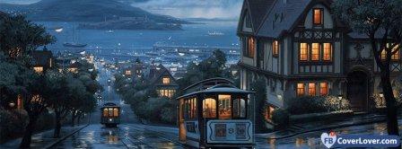 San Francisco Bay Facebook Covers