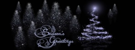 Seasons Greetings Facebook Covers