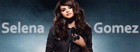Selena Gomez Blue Light Facebook Covers