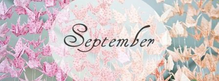 September Paper Birds Facebook Covers