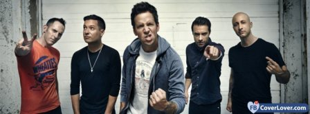 Simple Plan 2015 Facebook Covers