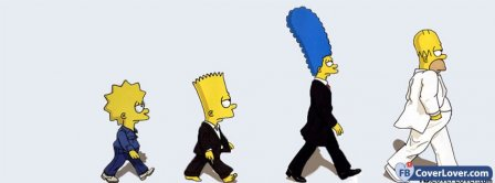 Simpson Familly  Facebook Covers
