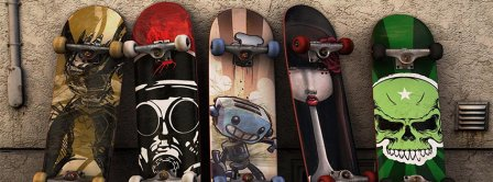 Skateboards  Facebook Covers