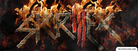Skrillex 2 Facebook Covers