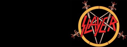 Slayer Logo Facebook Covers