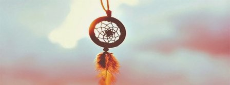 Small Dream Catcher Facebook Covers