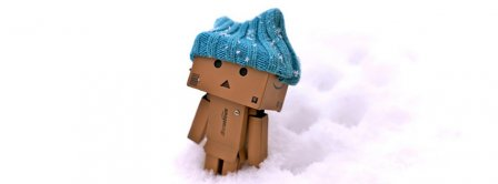Snow Danbo Danboards Facebook Covers