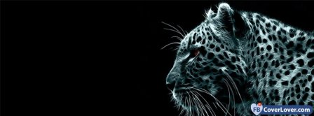 Snow Leopard  Facebook Covers