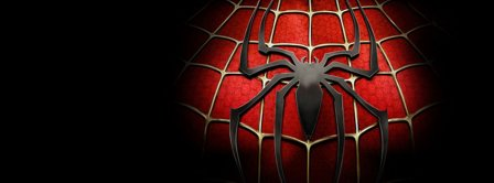 Spiderman Logo Facebook Covers