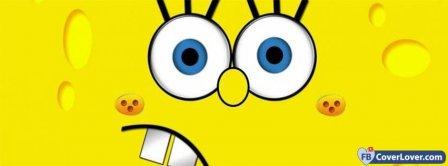 Spongebob Face Facebook Covers